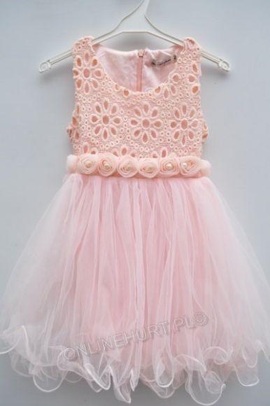 Sukienka 022-P  _B6  (2-12)