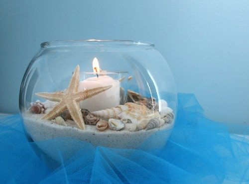 find this pin and more on beach decorations - Beach Decorations