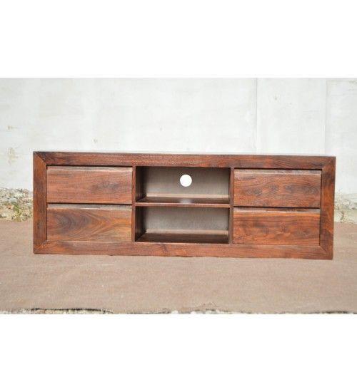 #Indyjska drewniana #komoda rtv Model: sc-004 @ 1,650 zł. Kup online dzisiaj w @ http://goo.gl/J2L1jf