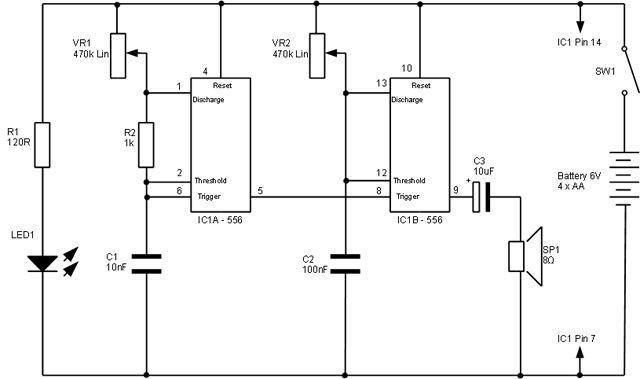 circuit bending music electronics