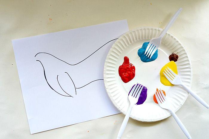 Best 25 rooster craft ideas on pinterest chicken crafts for Rooster craft for kindergarten