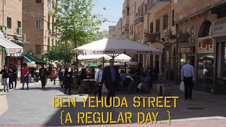 Jersualem Shabbat Contrast