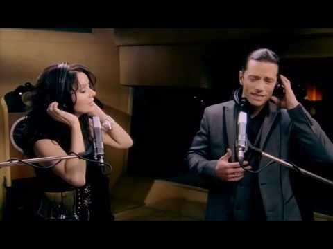 Sarah Brightman and Antonio Banderas - El Fantasma de la Opera (subtitulada en español) - YouTube