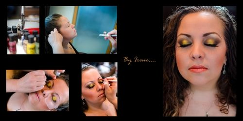 Dan Pricop — Irene Make-up