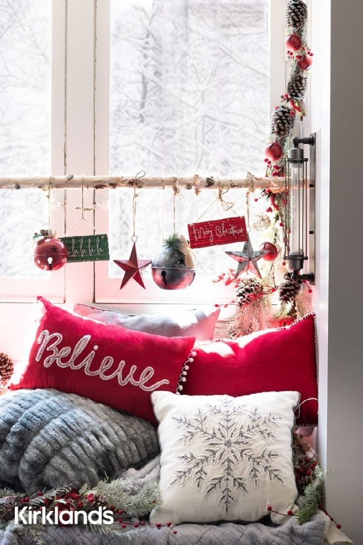 Christmas Decor Ideas For Your Living Room Tap The Image To Shop Christmas Pillows In 2020 Christmas Pillows Decorative Pillows Christmas Pillows