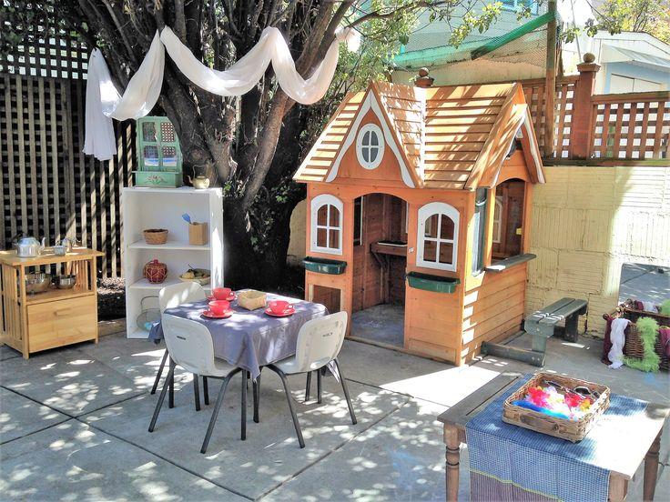 Outdoor Classroom Ideas Kindergarten ~ Best images about preschool outdoor play environments