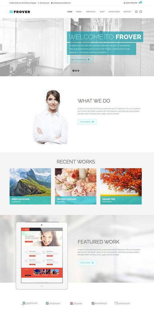 http://sundaestudio.com  @ Frover WordPress Theme for Multi-Purpose Websites ✿