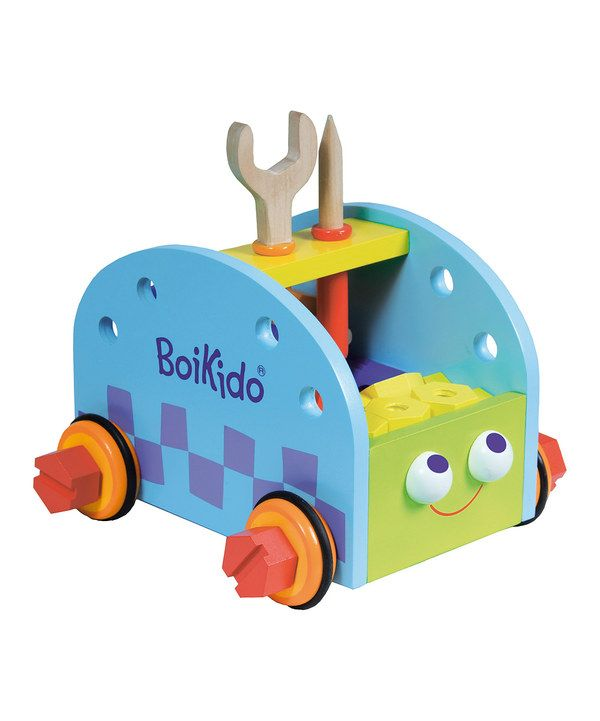 Look at this Construction Toolbox Set on #zulily today!