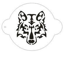 Wolf Stencil for the Designer Stenc...