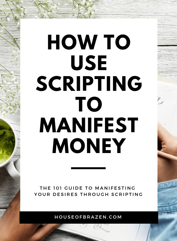 How to use the law of attraction for money manifestation