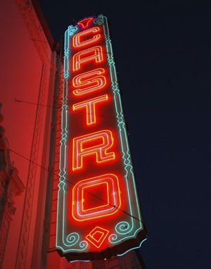 A Southerner in San Francisco: One Reason Why I Love San Francisco - The Castro Theatre