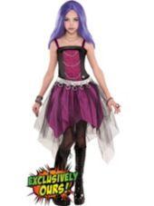 Girls Monster High Spectra Vondergeist Costume-Party City
