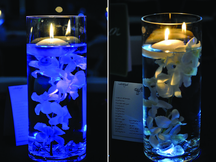 LED Centerpieces