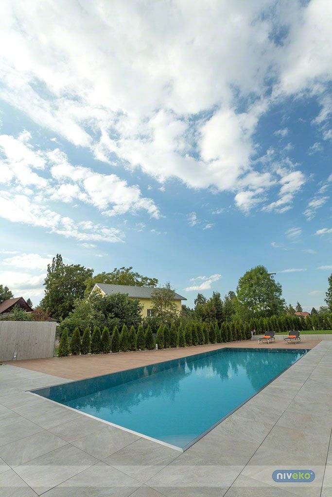 NIVEKO Evolution » niveko-pools.com #lifestyle #design #health #summer #relaxation #architecture #pooldesign #gardendesign #pool #pools #swimmingpools #swimmingpool #niveko #nivekopools