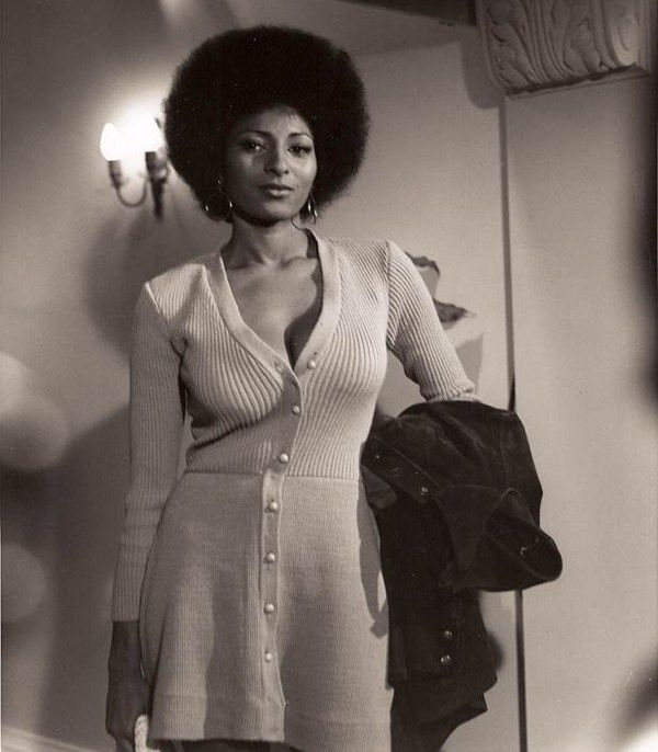 """Foxy Brown,"" ""Jackie Brown"" Star Pam Grier"
