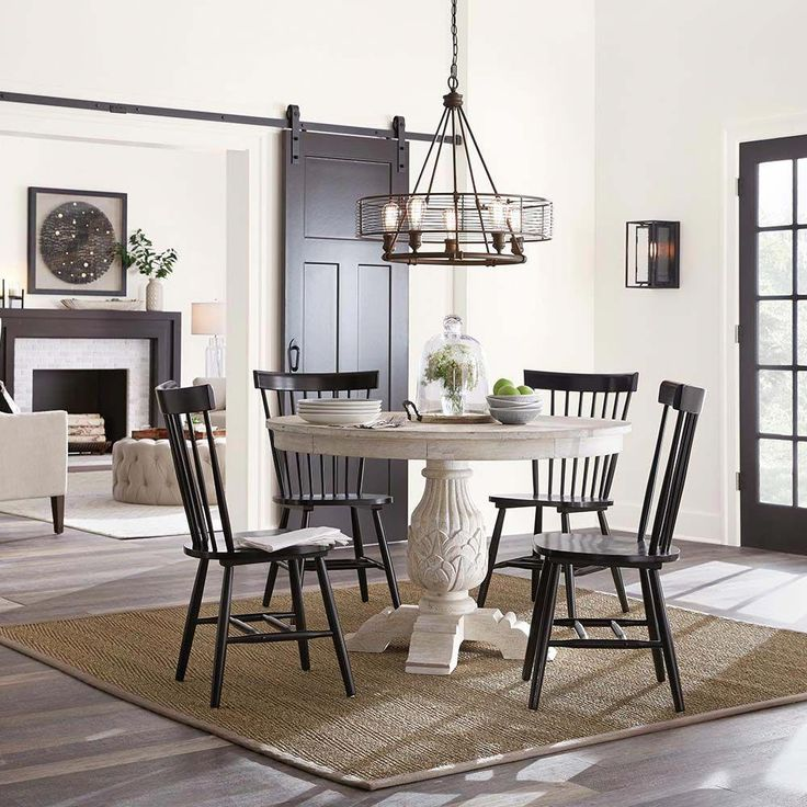 Casual Dining Rooms - because the formal dining room is ...