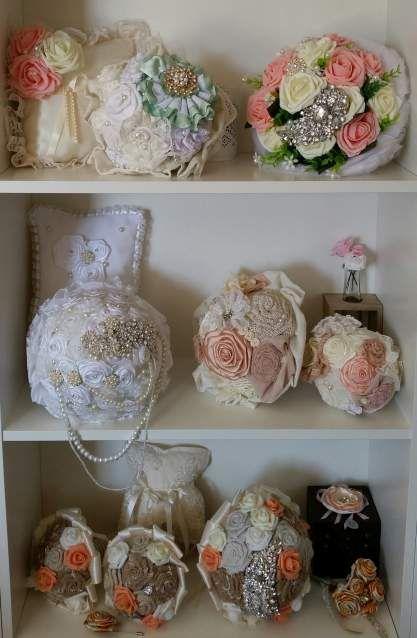 Bouquet alternativi da sposa