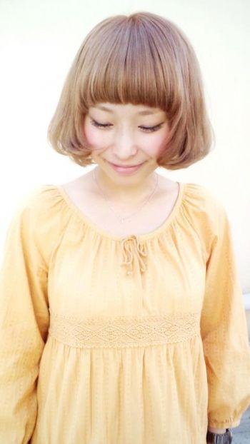 *peach姫*明るい髪色で気分も心も明るくしちゃおう!早く来ないかなっ 私の王子様☆▼もっと見る▼ http://ip.b-colle.jp/app_link/