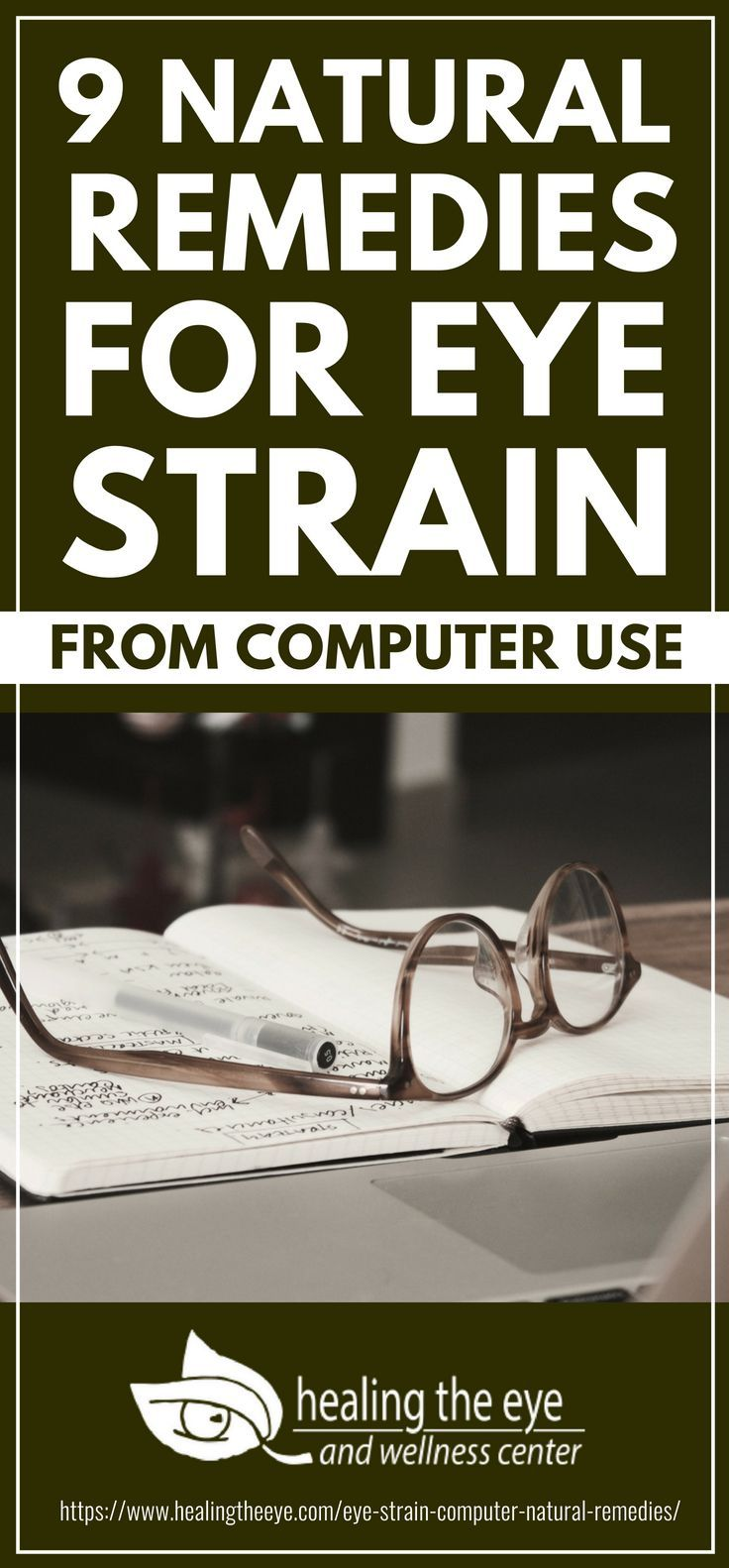 9 Natural Remedies For Eye Strain From Computer Use