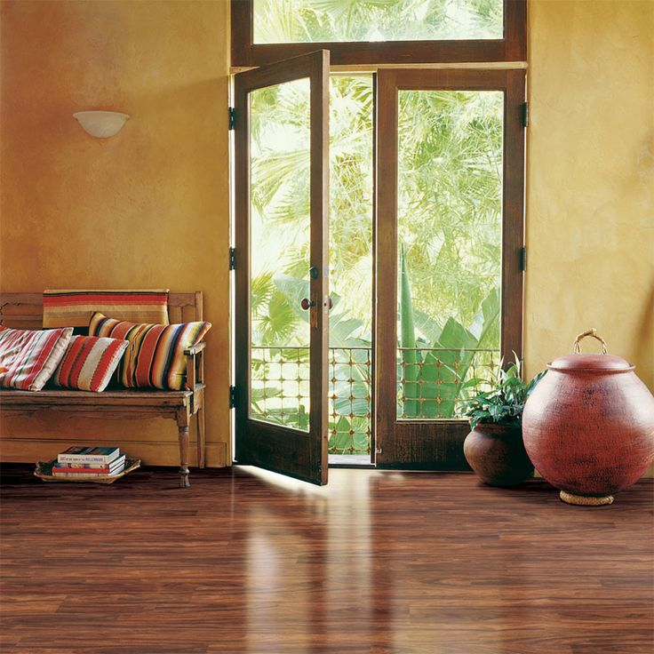 Laminate Flooring From PERGO Floors In Beautiful Styles Installation Without Glue Or Nails The Durability Of Normal Wood