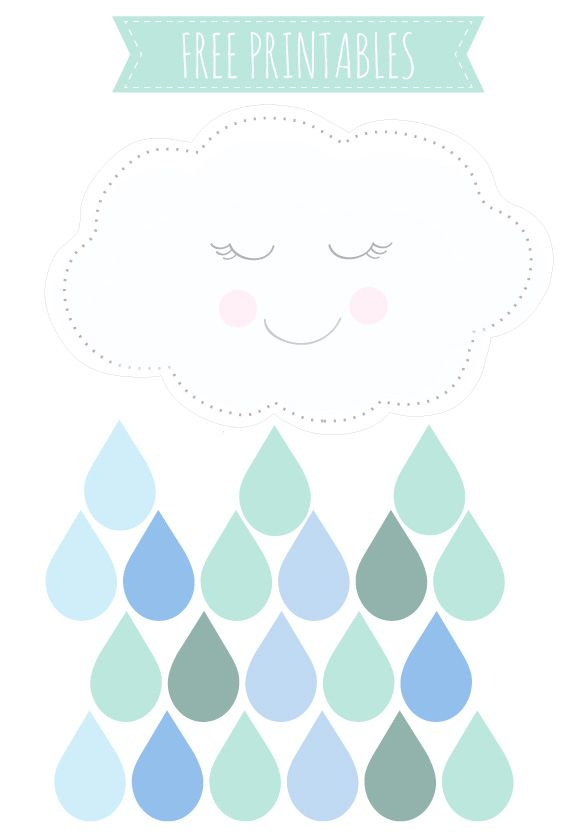 free_printables_happy_cloud_shower_theme