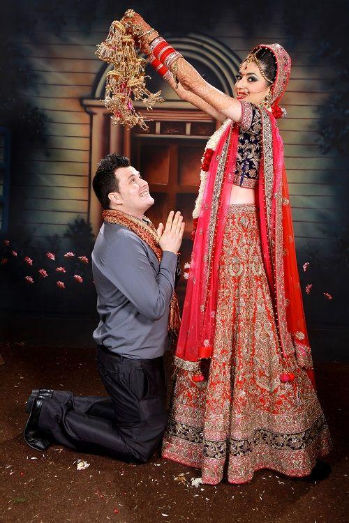Bridal Lehenga Shopping in Chandni Chowk: Bride Urvashi Recounts vogueandvittles.com