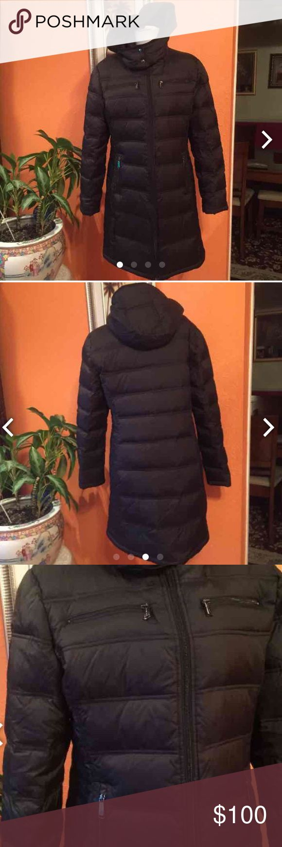 Michael Kors puffer coat Nice warm long like new coat Michael Kors Jackets & Coats Puffers