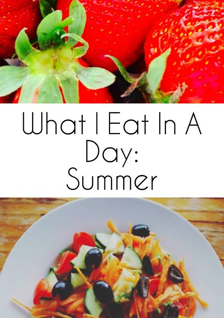 What I eat in a day + Recipes   My Pretty Life