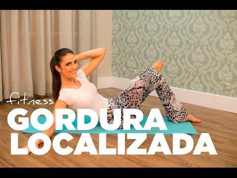 TV Chris Flores: como perder gordura localizada e pneuzinhos com treino em casa - YouTube