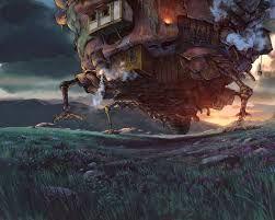Resultado de imagen de castillo ambulante