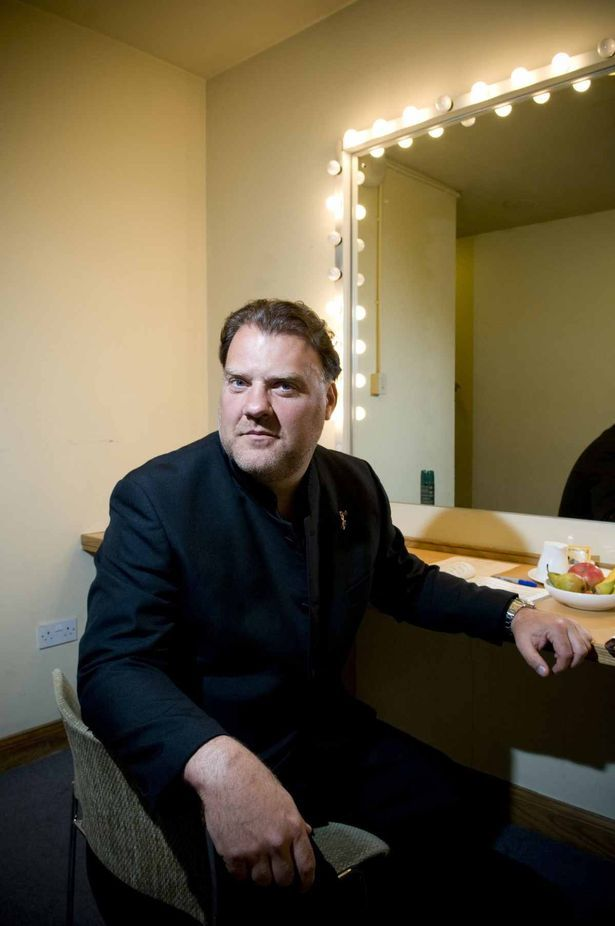 Bryn Terfel still has ambitions for Hollywood glory. Camelot, anyone? #opera #music