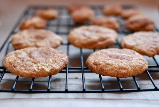 This is a wonderful recipe!  Super-Soft Snickerdoodle Cookies