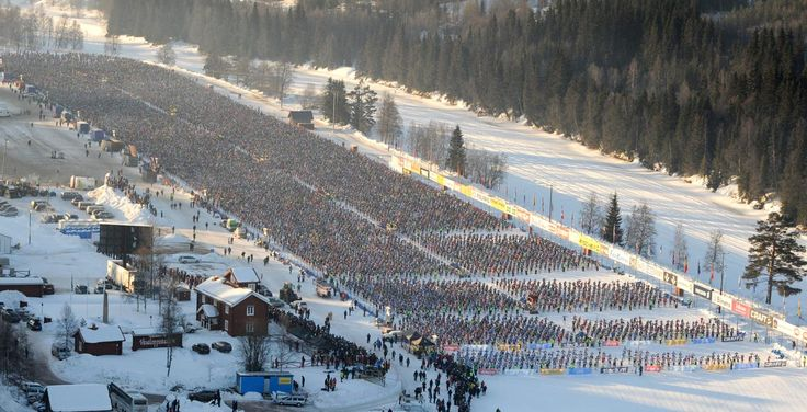 Yeminli Sözlük - Vasaloppet: Dünyanın En Büyük Kayak Yarışı