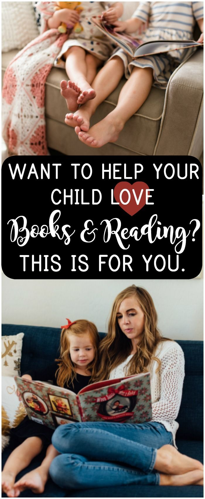 Reading with your kids is one of the most valuable things you can do for both of you! Subscribe for this FREE Raising Readers online class to receive tons of suggestions on how to get them to fall head over heels for books.