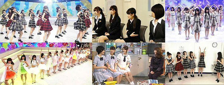 NHK「AKB48 SHOW!」 これまでの放送 2014.08.02 OA #38[別冊]
