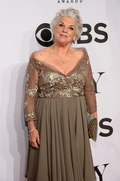 Actress Tyne Daly attends the 68th Annual Tony Awards at Radio City Music Hall on June 8, 2014 in New York City.