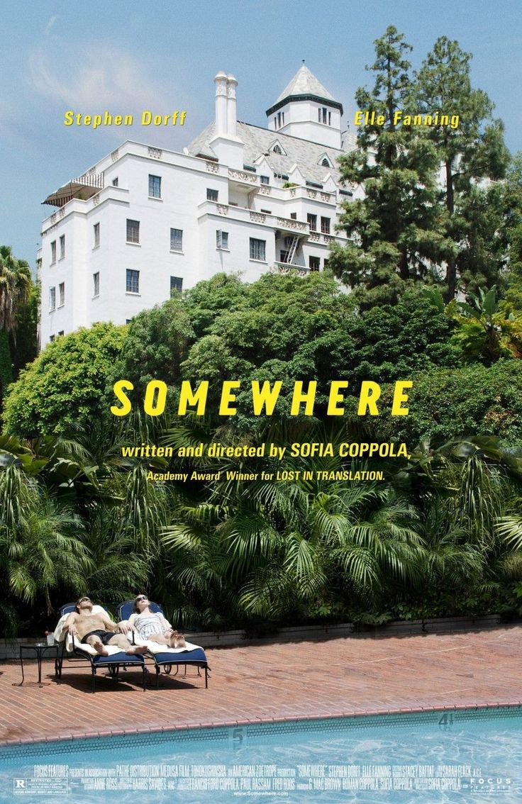 Somewhere :: Sofia Coppola, 2010