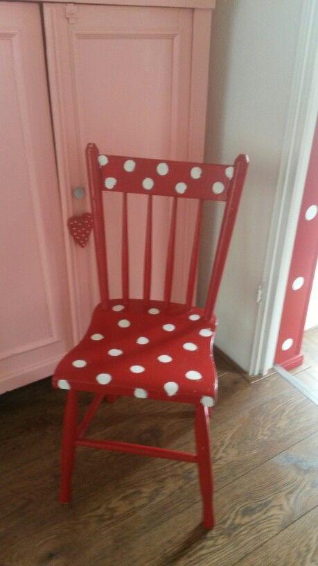 Best 25+ Polka dot chair ideas on Pinterest | Polka dot ...