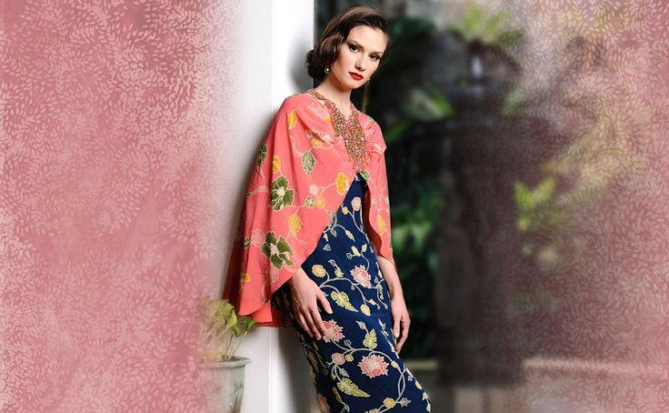 Modern Batik Dress by Danar Hadi