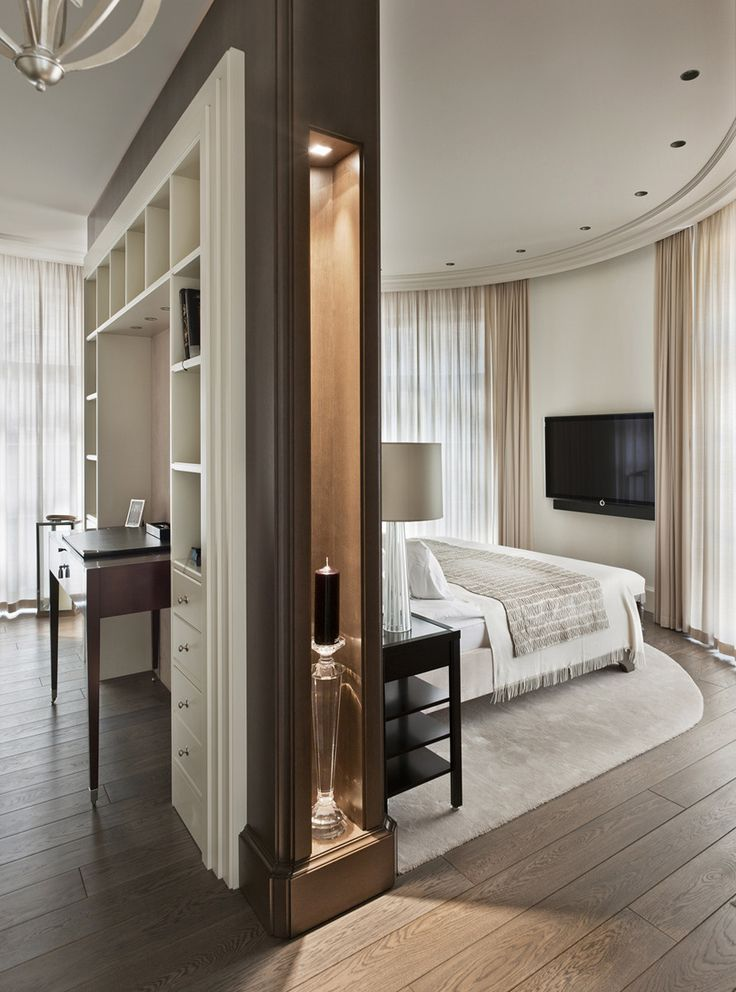 Copy this hotel room when considering your studio apt