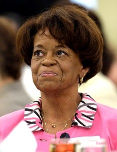 Marian Robinson, Michelle Obama's mother