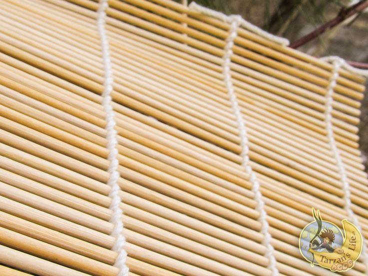 Bambusová rohožka  http://www.tarzanslife.cz/
