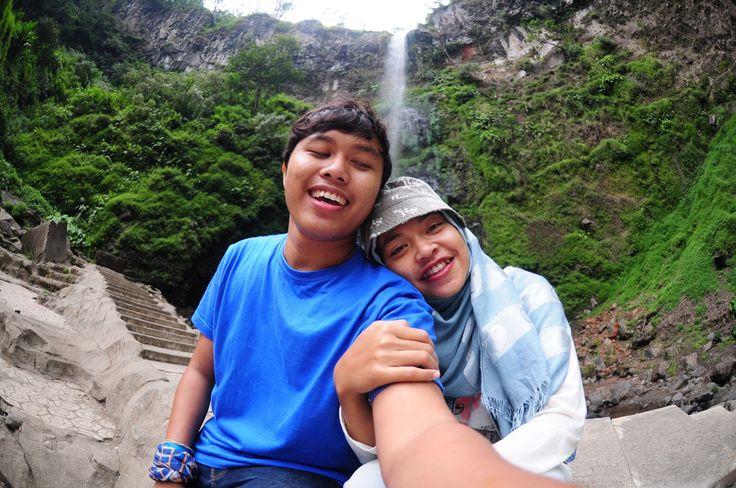 Coban Rondo Waterfall, Malang, Indonesia