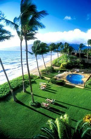 Condos on the Beach, Kihei Maui