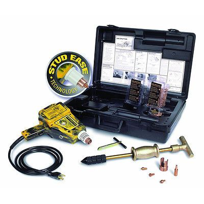 Welding and Soldering Tools 46413: H And S Autoshot Uni-Spotter Stinger Plus Stud Welder Kit With Stud Ease 5500 New -> BUY IT NOW ONLY: $368.82 on eBay!