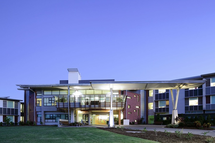 Parkview, Wheller Gardens  #architecture #agedcare #design #brisbane