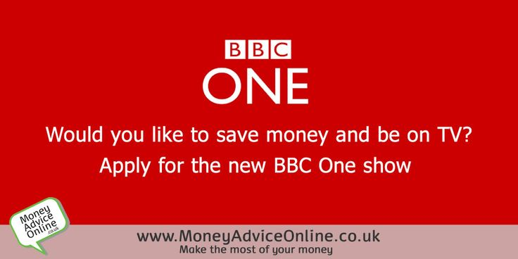 "Are you and your family looking to save money? Then you should apply to be on BBC1's new show, ""Shop well for less"".  ""Shop well For Less"" will be presented by BBC Breakfast correspondent Steph McGovern and Alex Jones who presents The One Show. In each episode the show will monitor how the family spend their money. Industry experts will then show them how they can save money and get the things they really want, like a holiday or a new kitchen."