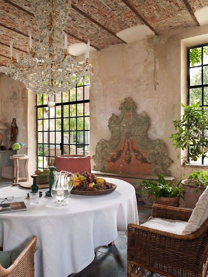 Vickyu0027s Home: Cálida Y Sencilla Elegancia Rural /Warm And Simple Elegance  Of A Rural House