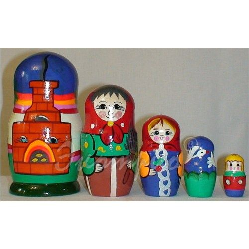 WoodFun wooden toys
