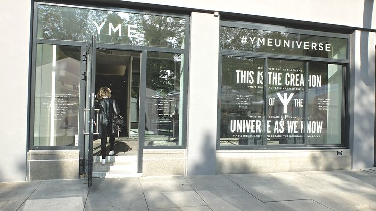 I visited YME store in Oslo and easily turned to be my favourite boutique in the city! Clothing Store/Book Store/Café , Clothes for men and women with an exquisite taste, from street wear to high...